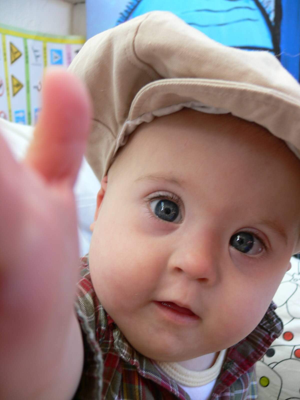 90% Normal: A Baby with Down syndrome - With a Little Moxie