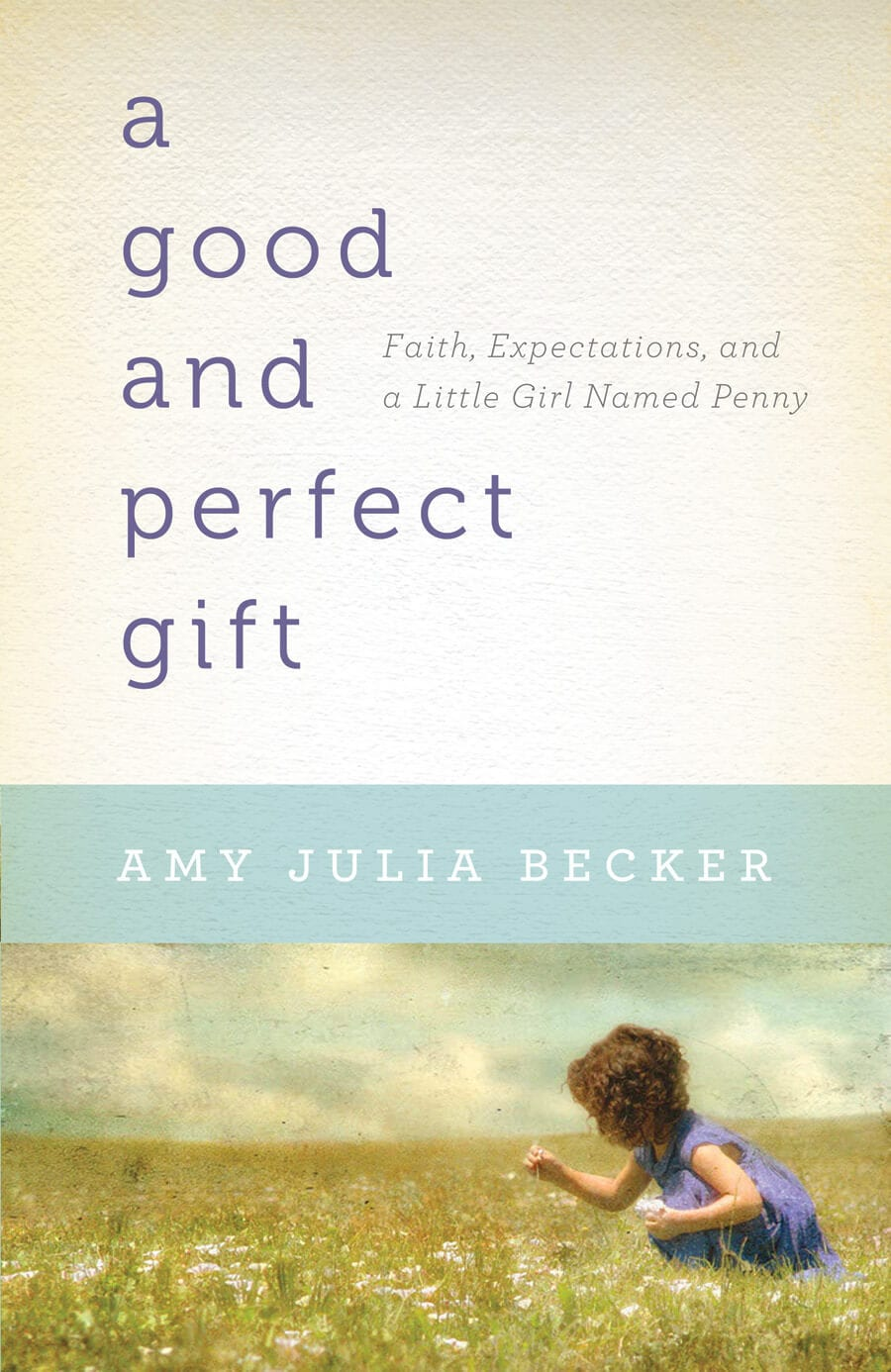 A Good and Perfect Gift by Amy Julia Becker