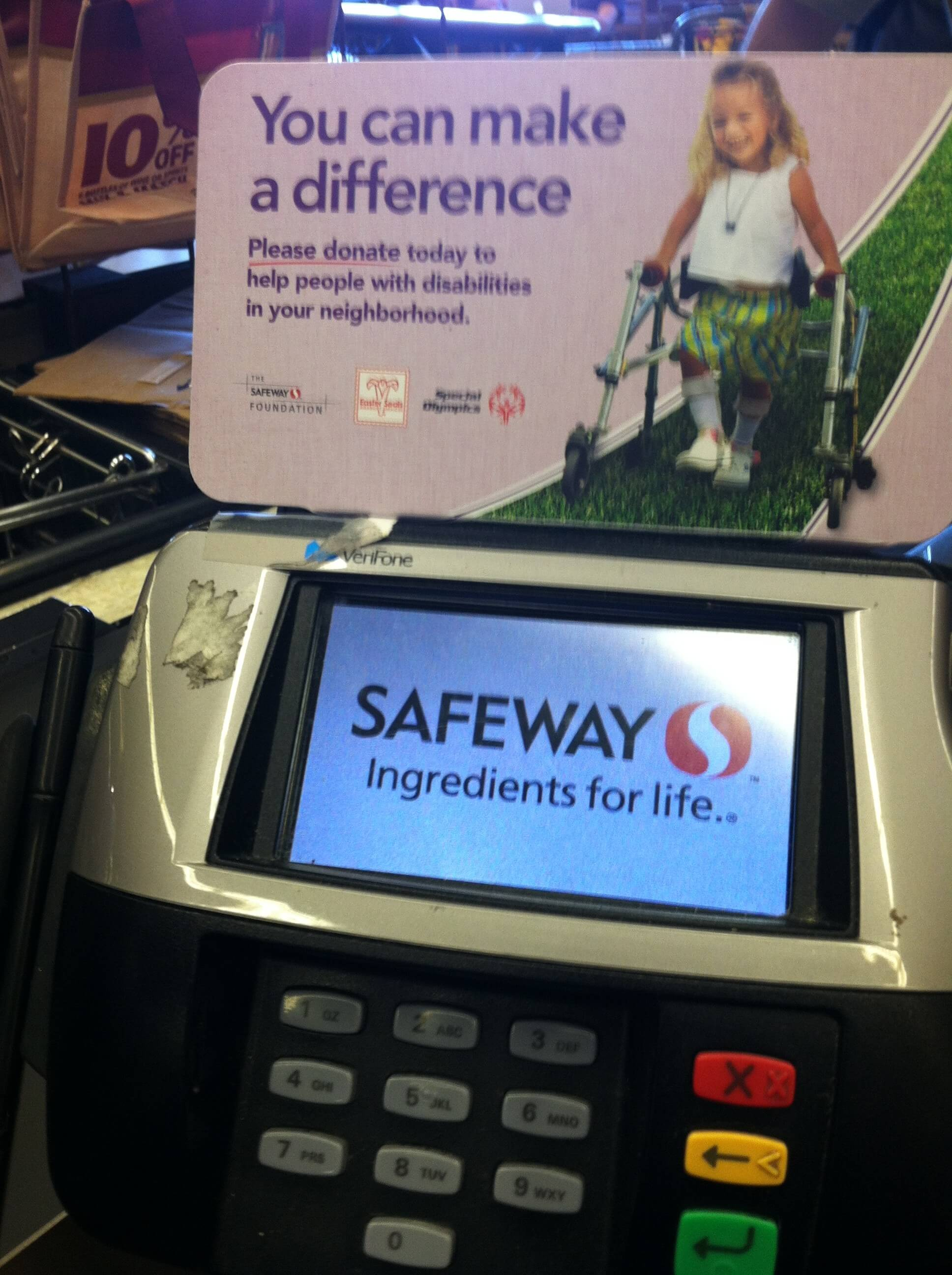 An Open Letter to Safeway: Make a Difference | Meriah Nichols