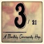 3 on the 21st: A Blog Hop