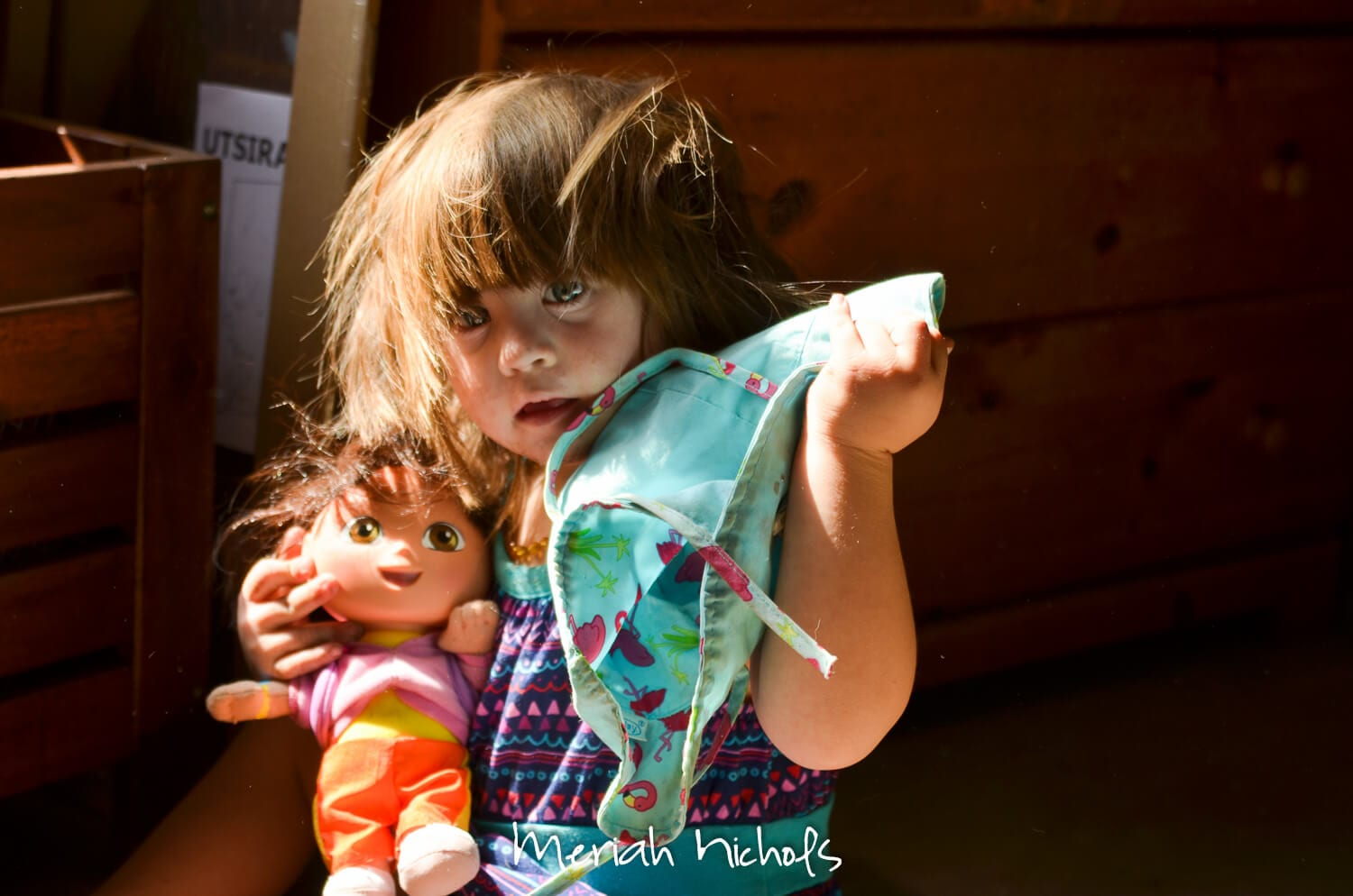 Disciplining My Daughter with Down syndrome