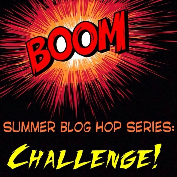 """Summer Blog Hop Series: CHALLENGE! """"Coming to Terms"""""""