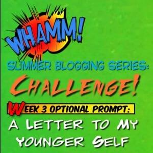 Summer Blog Hop Series: A Letter