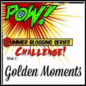 Summer Series Blog Hop: Golden Moments