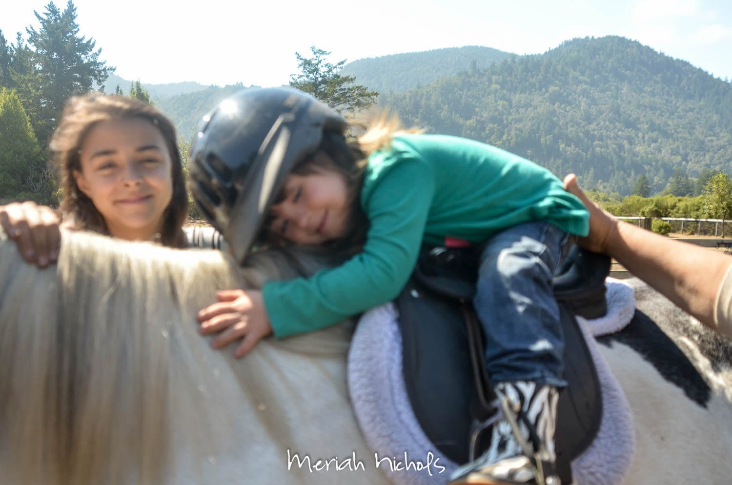 Horse Therapy and Down syndrome?!