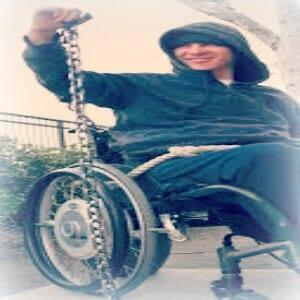 """Wheelchair Bound"" Sounds Kinky"