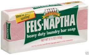 bar of fels naptha soap