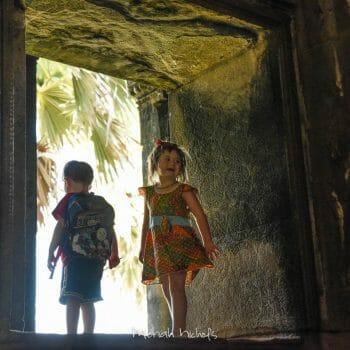 Meriah Nichols Angkor Wat-38