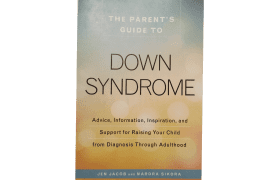 parent's guide to down syndrome book cover