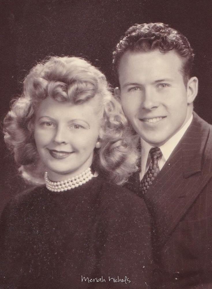 Grandma and Grandpa Jack