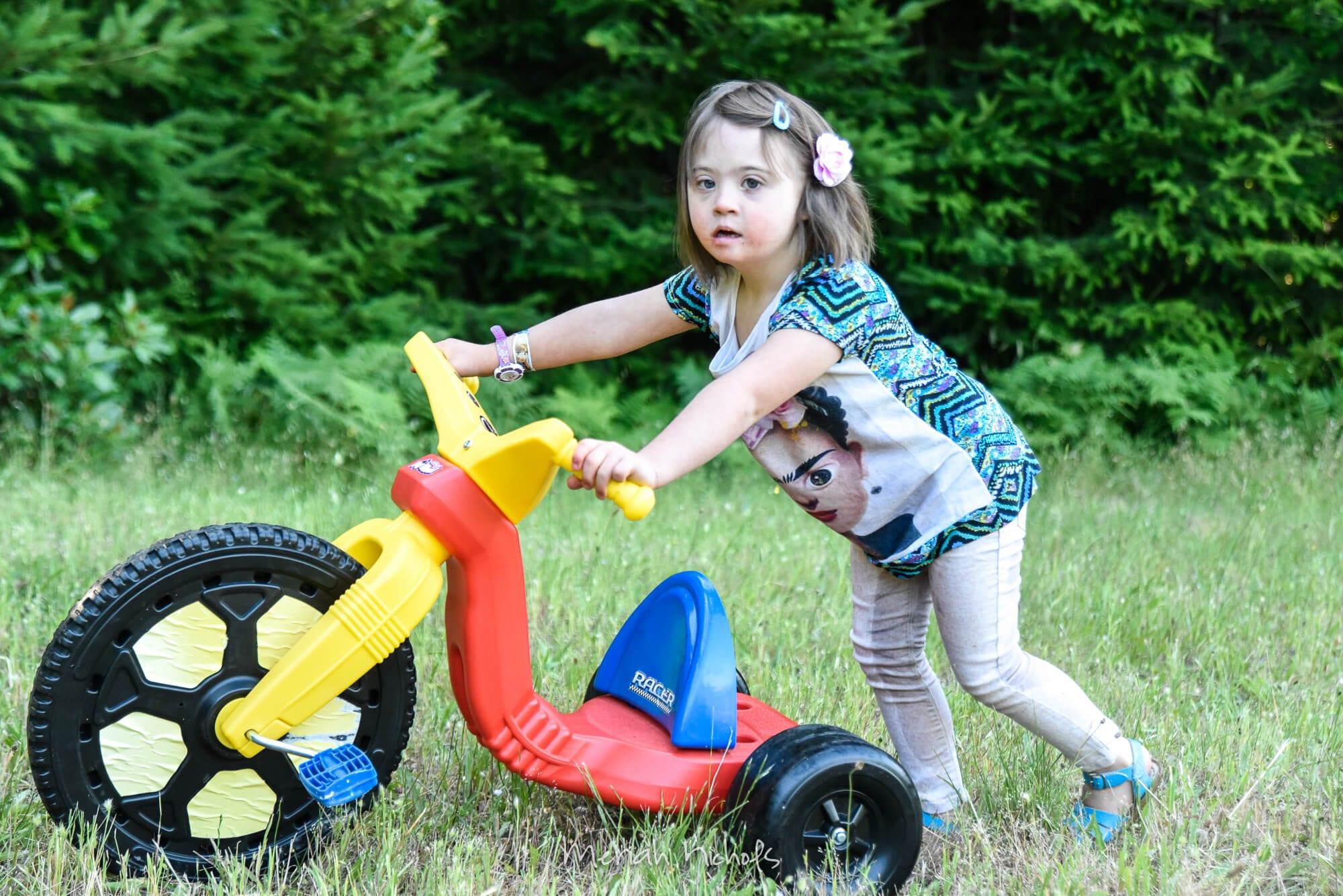 Moxie's Big Wheel Ride
