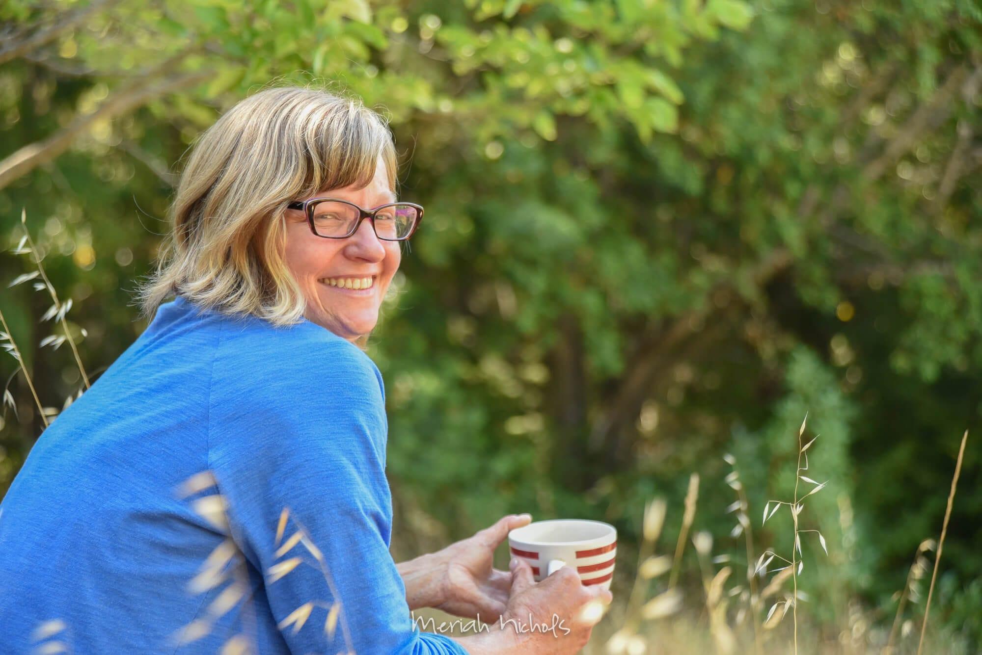 Meriah Nichols Friends Visit-17