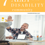 7 Ways to Be An Ally to the Disability Community