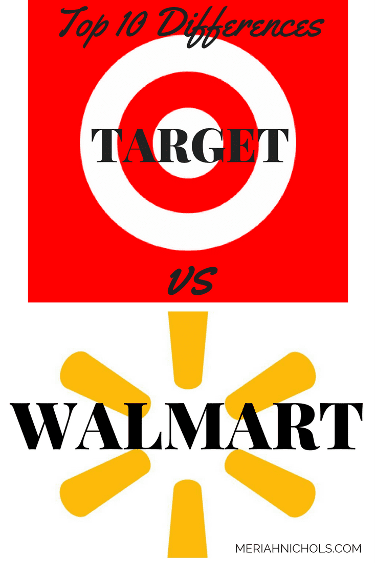 a comparison of marketing analysis between target and wal mart Wal-mart vs target marketing plan  business analysis of target corp  organizational comparison wal-mart vs target vs starbucks wal-marts structure comprises .