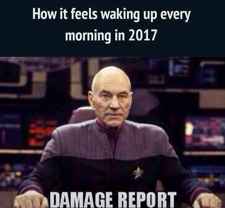 Picard Damage Report: how it feels waking up every morning in 2017