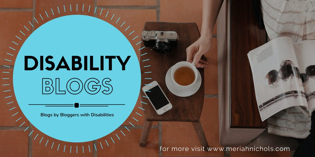 disability blogs