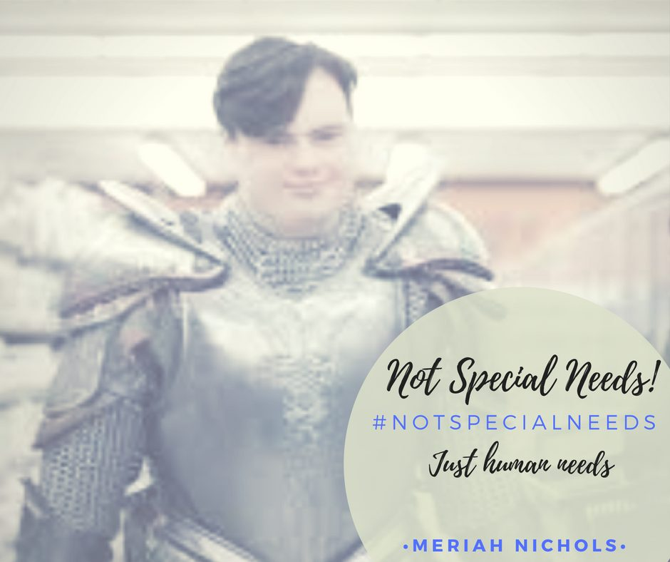 #NotSpecialNeeds - new short out in time for World Down Syndrome Day gets it right