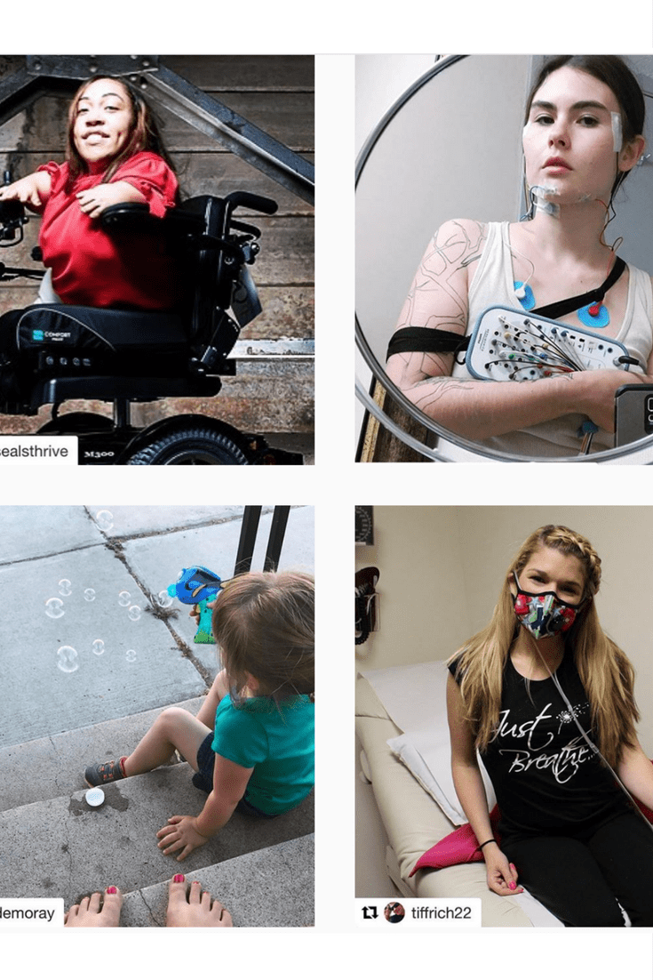 Some features from the 365 Days with Disability Project #365dayswithdisability, sharing our lives lived with disability, one gloriously mundane photo at a time!