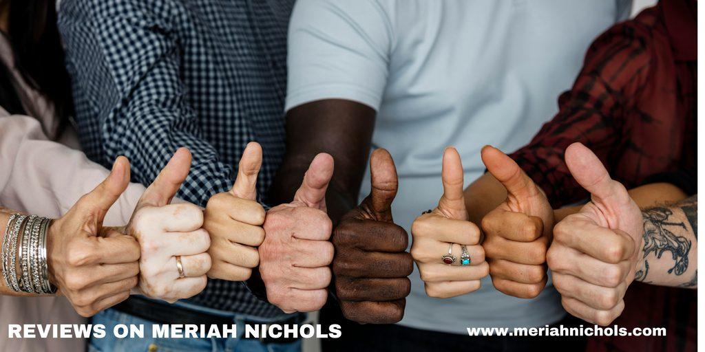 Reviews by Meriah Nichols