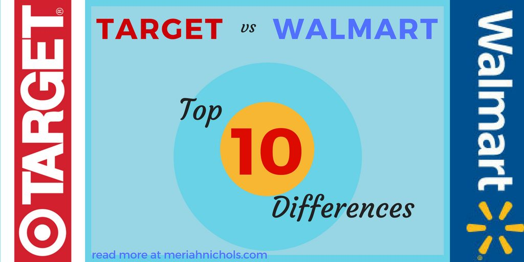 target vs. walmart: top 10 differences between target and walmart