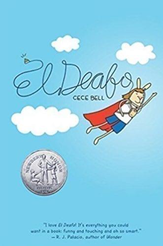 El Deafo - a graphic novel