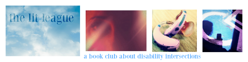 The Lit League: A Riveting Book Club wit Disability