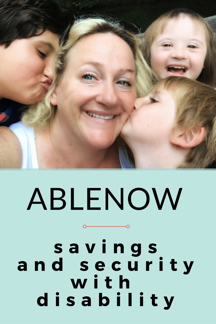 able now: savings and disability