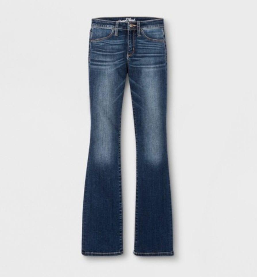 Target Adaptive Jeans