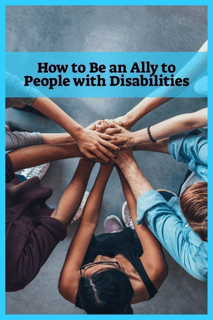 how to be an ally to people with disabilities