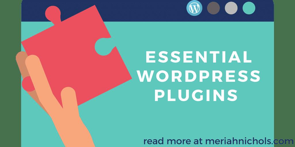 Essential WordPress Plugins for 2018