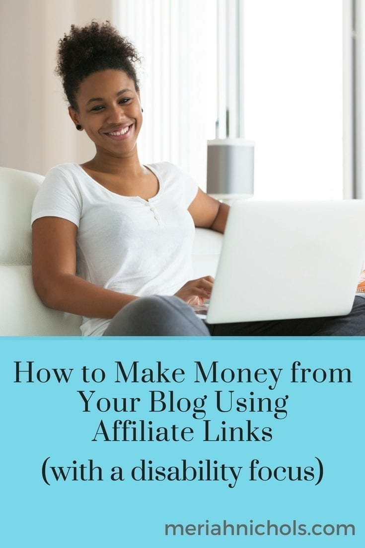 How to Make Money from Your Blog Using Affiliate Links
