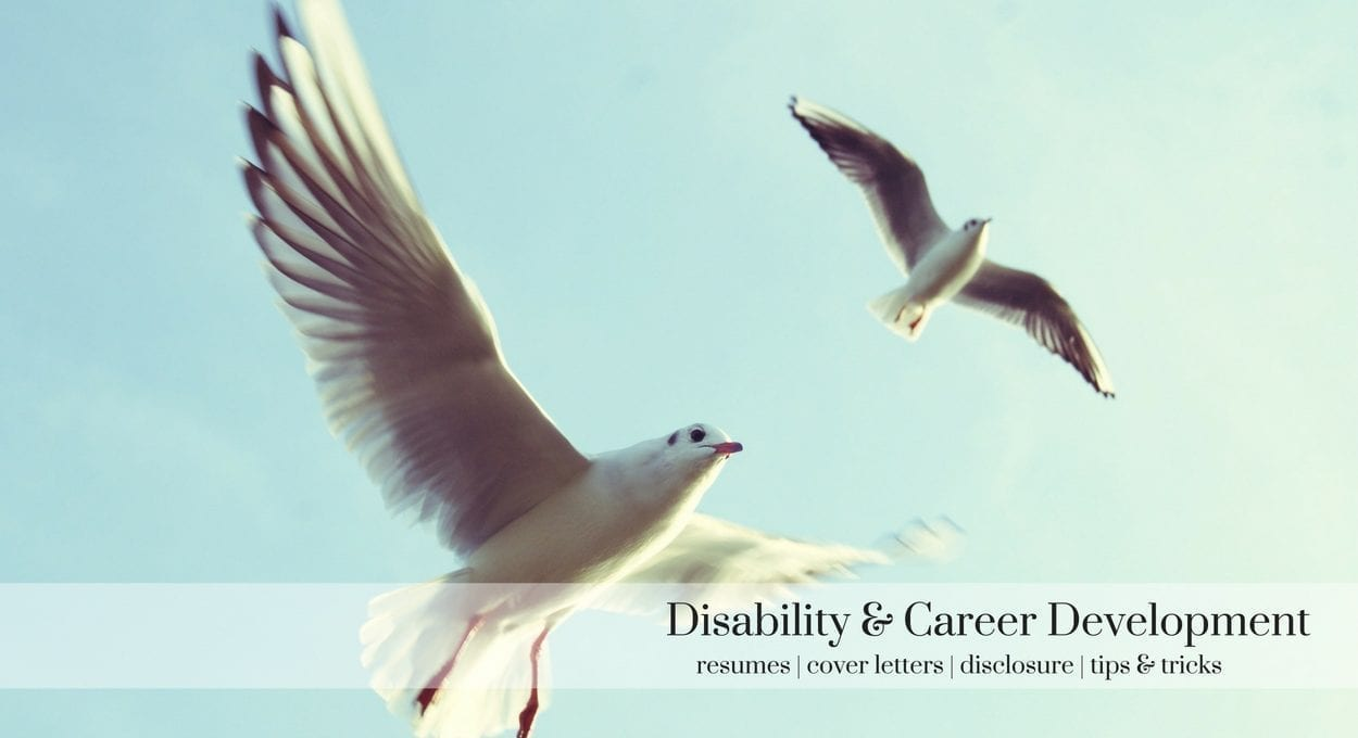 Disability and Career Development