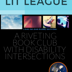 Lit League Book Club with Disability Intersections