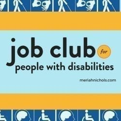 job club for people with disabilities