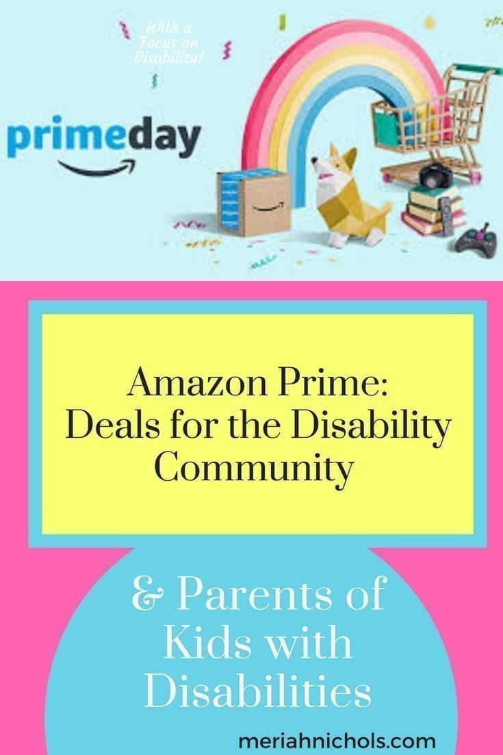 amazon prime day with a focus on deals for the disability community