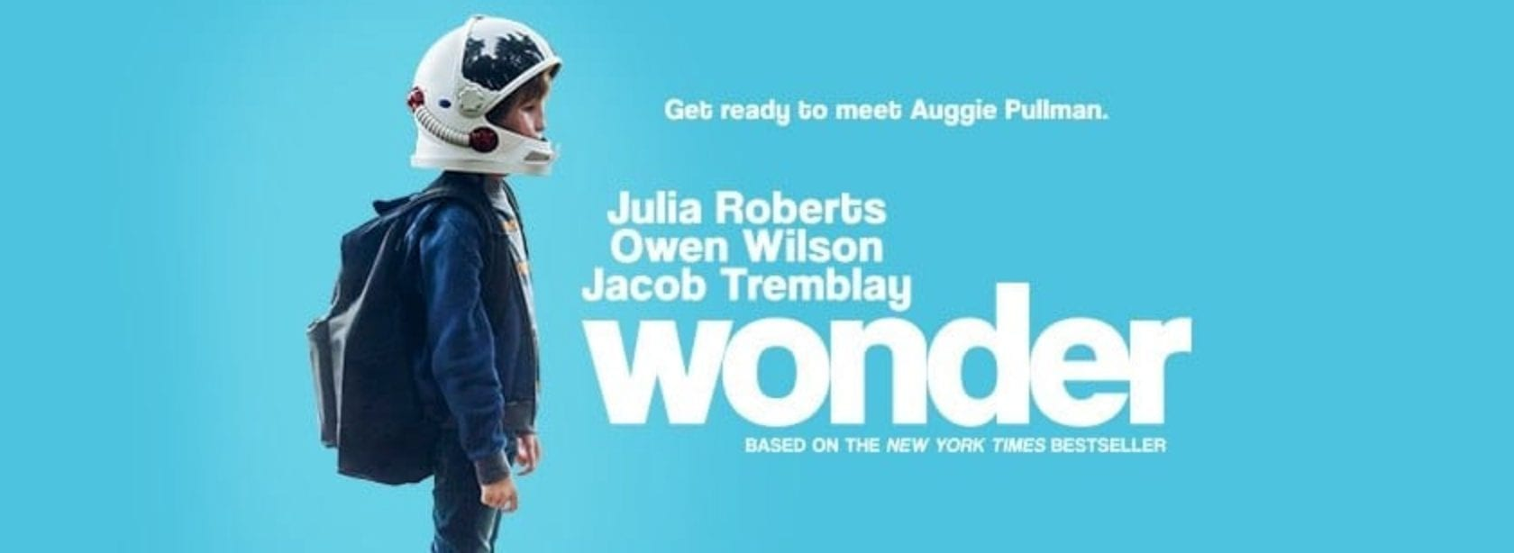 """3 Things About the Movie """"Wonder"""" + Suggestions for Talking About it All With Your Kids"""