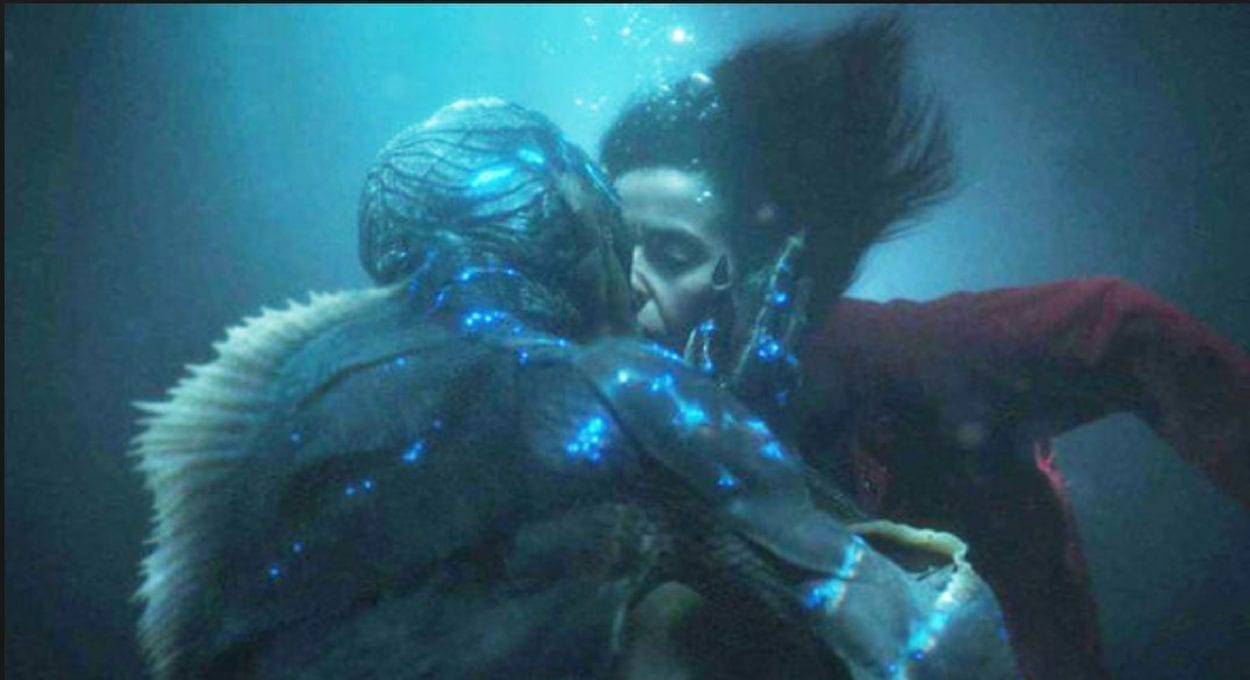 the shape of water and disability deaf expression and culture