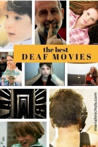 The Best Deaf Movies