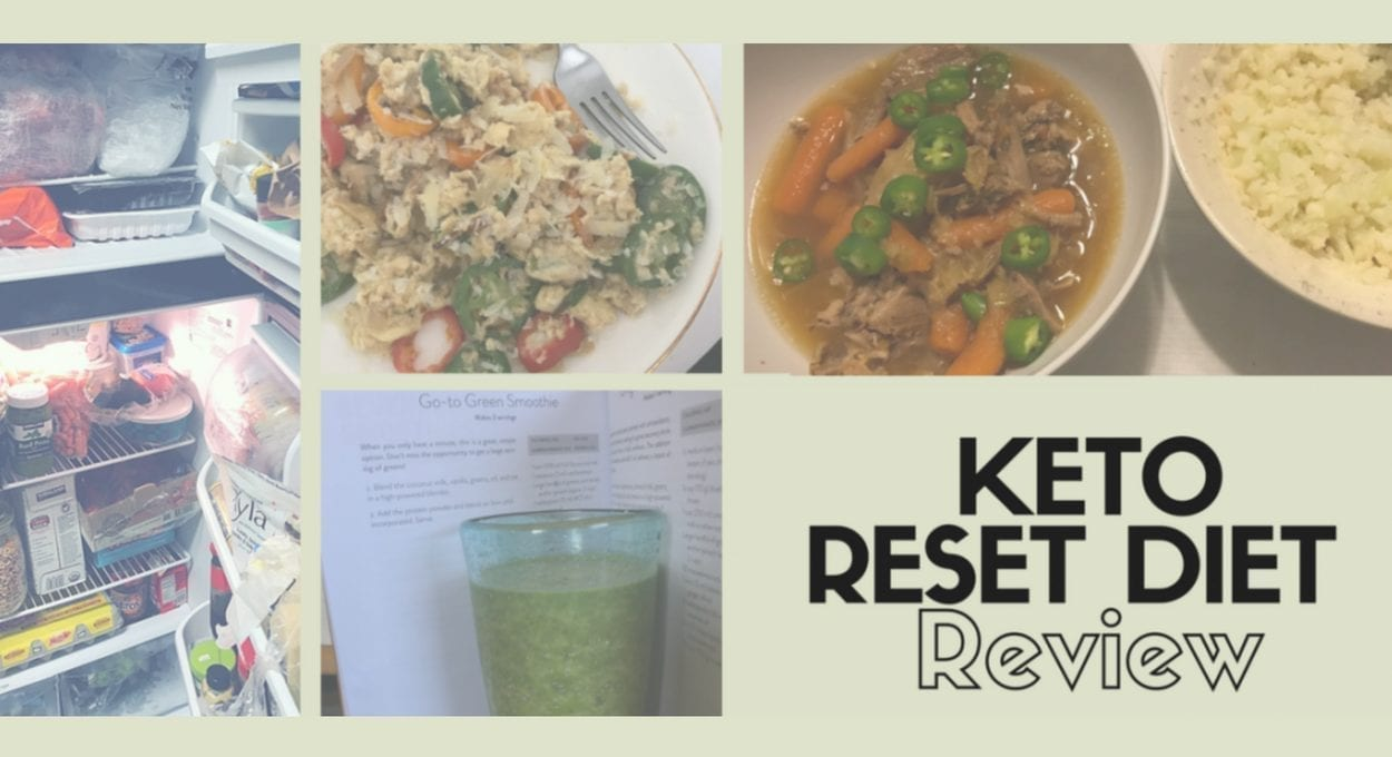 Keto Reset Diet Review