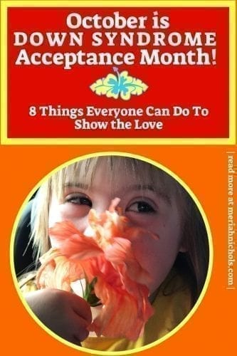 down syndrome awareness down syndrome acceptance month