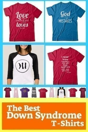 best down syndrome t-shirts