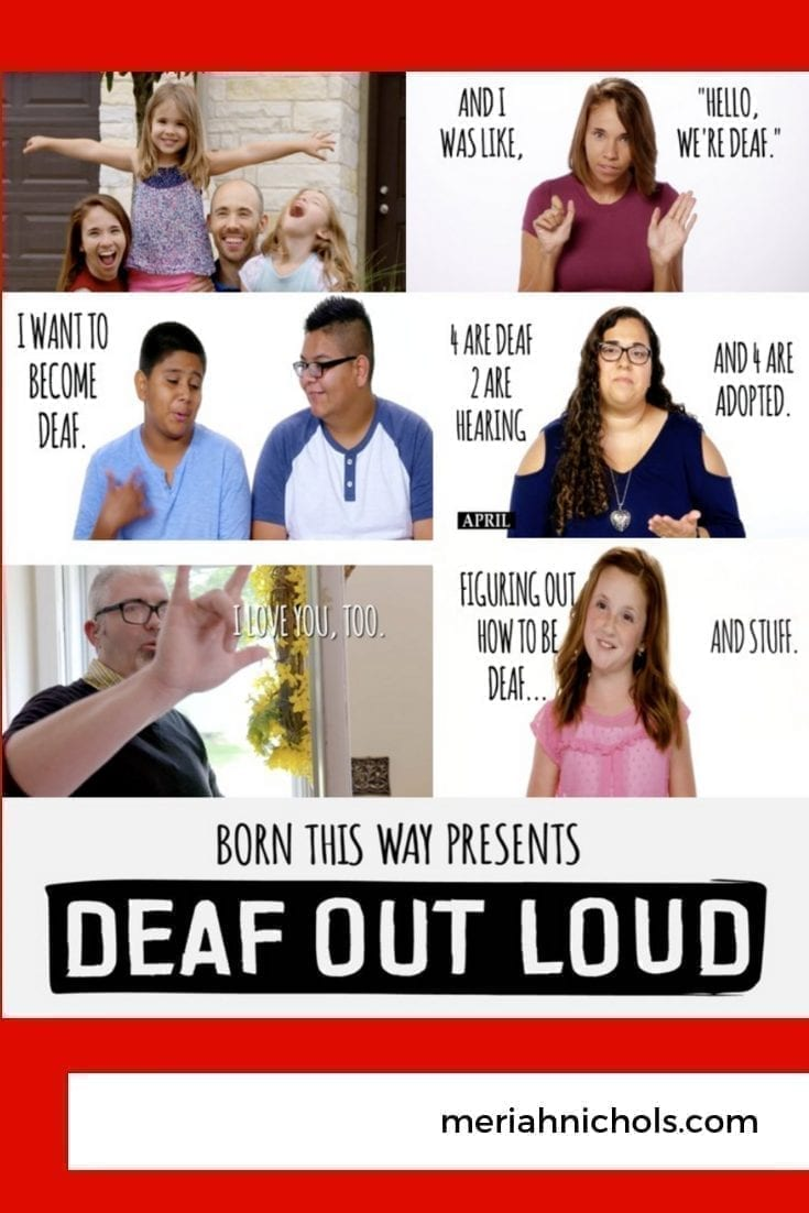 Deaf Out Loud