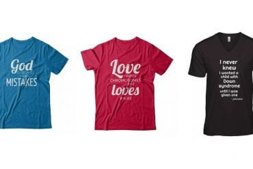 the best down syndrome t-shirts