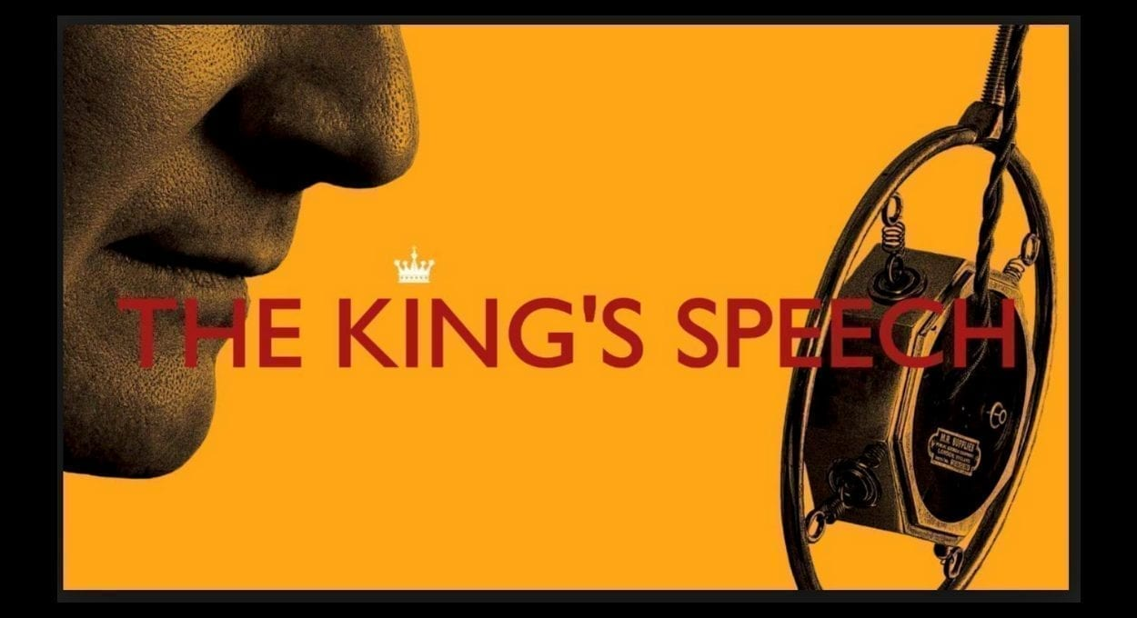 the king's speech questions for discussion