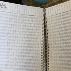 Erin Condren Planner for Bloggers checklist