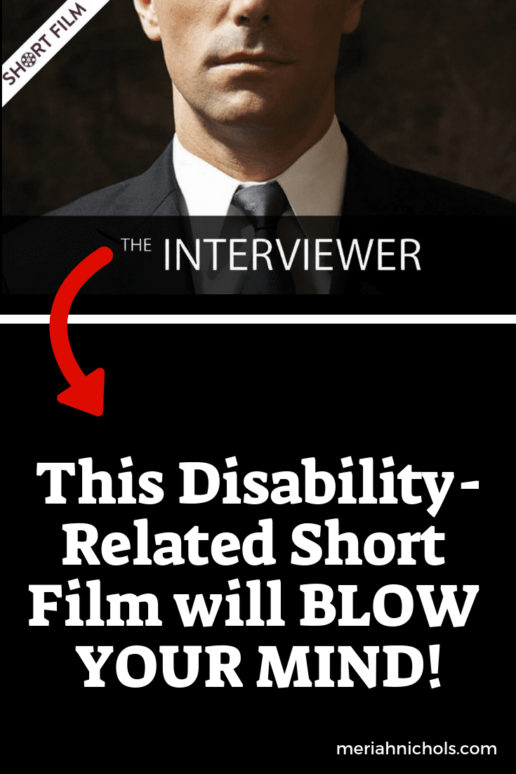 This short disability-related film will give you plenty of fodder for thinking and evaluation: a must for any organization that works with diversity (so... basically ALL organizations) | disability | disability awareness | disability training | diversity | diversity training | human resources | special needs | down syndrome | down syndrome awareness |