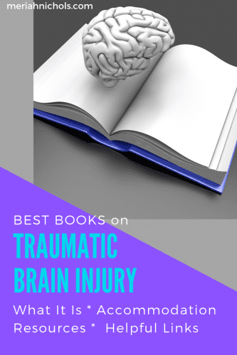 Best books on Traumatic Brain Injury: understanding traumatic brain injury, traumatic brain injury recovery and traumatic brain injury awareness