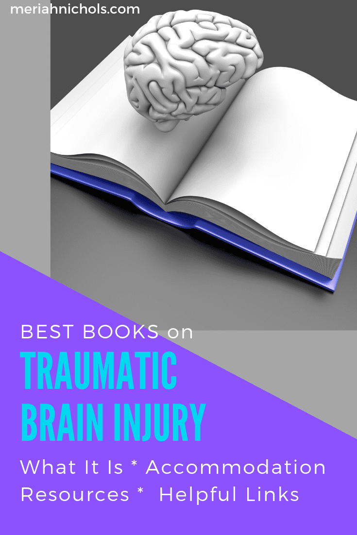 From memoirs to workbooks, here is a comprehensive list of the best books for understanding traumatic injury, traumatic brain injury awareness, rehabilitation, symptoms and stories.