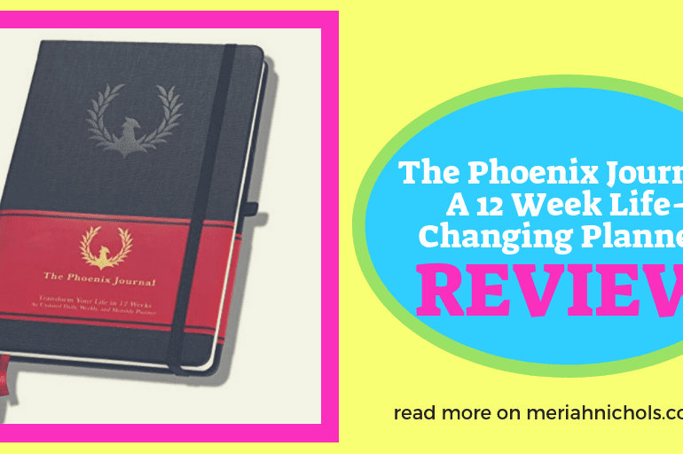 the phoenix planner phoenix journal