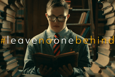 leave no one behind: new world down syndrome day video